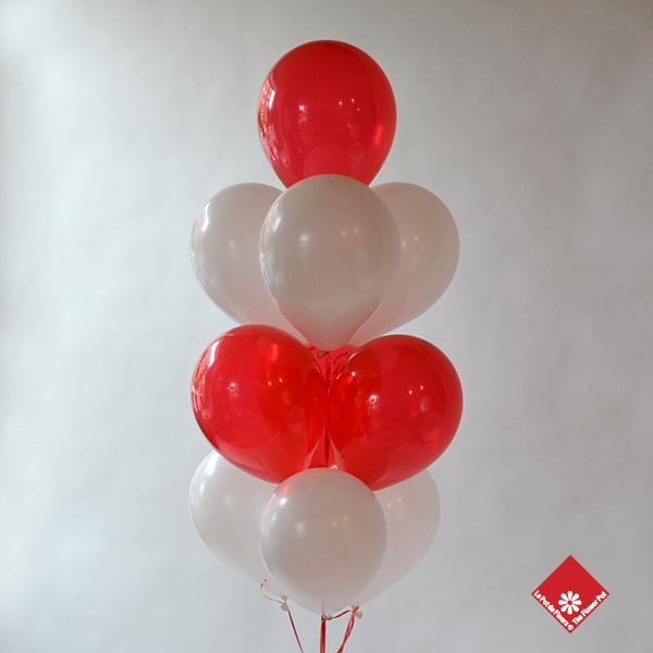 ballons et bouquet de ballons montr al le pot de fleurs. Black Bedroom Furniture Sets. Home Design Ideas