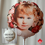 Cadeau: décoration de ballon photo @ $24.95
