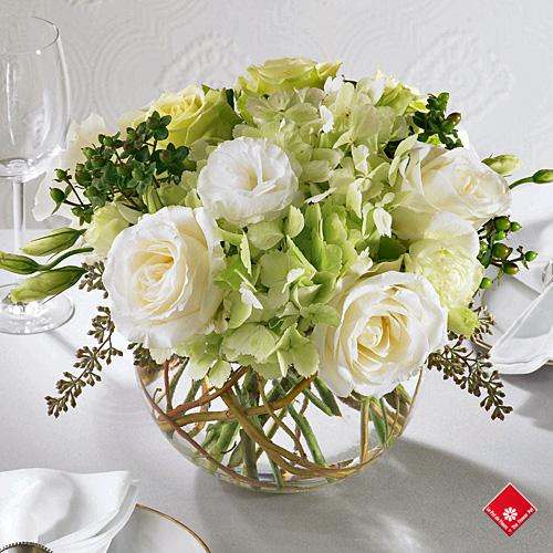 Centre de table d co pour mariage montr al le pot de fleurs - Centre de table fleur mariage ...