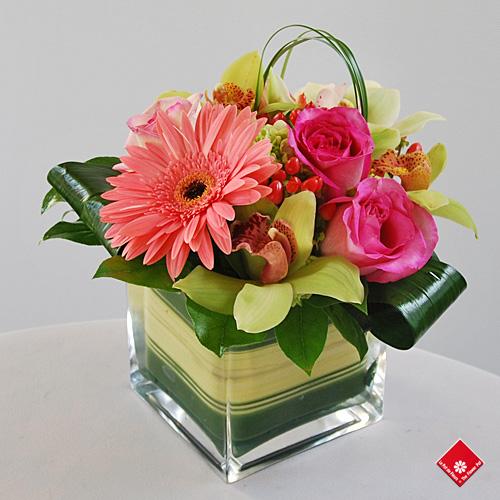 centre de table pour mariage montr al le pot de fleurs. Black Bedroom Furniture Sets. Home Design Ideas